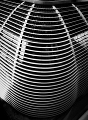 Rib cage (Мaistora) Tags: architecture building design structure cage skeleton frame shape form facade rhythm pattern shade steel glass curved curves beehive dome mono monochrome film contrast grain bw blackandwhite snapseed pov vatage samsung galaxy s8 android mobile phone cellphone hypocam london england britain uk city squaremile bank cannonstreet