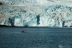 Perspective... (Sudipta.B) Tags: dslr landscape glacier alaska holgate kenai fjords national park kayak ice harding field tidal bay usa nps canon sudiptabphotography water blue calving serene enigmatic enormous aialik