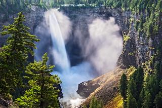 Helmcken Falls, BC.