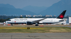 C-FVLX - Air Canada - Boeing 787-9 Dreamliner (bcavpics) Tags: cfvlx aircanada ac boeing 787 789 dreamliner aviation aircraft airliner airplane plane cyvr yvr vancouver britishcolumbia canada bcpics