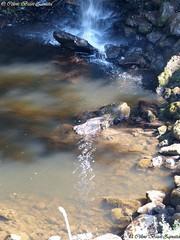 Lumière Estivale (Céline Bizot-Zanatta Photographie) Tags: europe france auvergne cantal cascade journée extérieur lumière eau rocher soleil pierres