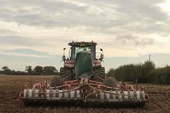 On Romney Marsh (Henry Hemming) Tags: tractor plough horsepower hp kent strength steel romneymarsh field arable autumn
