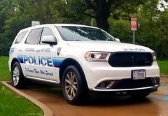 Veterans Affairs Police Dodge Durango (2) (Caleb O.) Tags: dodge durango veteranaffairs police