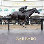Barbaro Memorial - Churchill Downs Museum thumbnail