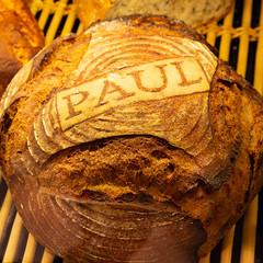 My loaf (paul indigo) Tags: loaf bread bakery paulindigo food