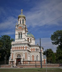 Newski Church in Lodz (roomman) Tags: 2018 lodz poland industry culture history past story lost place lostplace industrial town city cities towns textile factory church newski