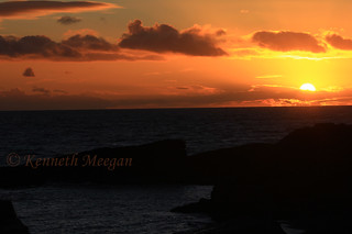 Hook Head Sunset