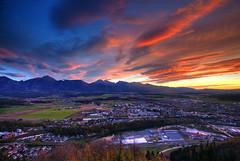 Kranj Sunrise (hapulcu) Tags: eslovenia kranj slovenia slovenie slovenija slowenien automne autumn autunno dawn herbst morning sunrise toamna