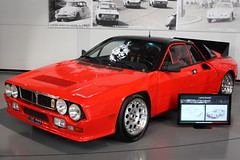 1980-Lancia-037_Coupe (auto_collector) Tags: autoworld bruxelles brussels voiture auto 1980 lancia 037 coupe