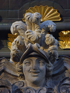 Zwinger Palace Detail, Dresden