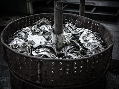 forged (HiMortl) Tags: china industrie industry schmieden forging bicycle fahrrad blackandwhite schwarzweis monochrome panasonic lumix g6 mft microfourthirds leicadgsummilix25mmf14
