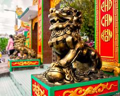 Phu Quoc, Vietnam (Kevin R Thornton) Tags: sculpture d90 phuquoc nikon dinhbathuylongthanhmau travel lion vietnam statue duongdong thànhphốphúquốc tỉnhkiêngiang vn