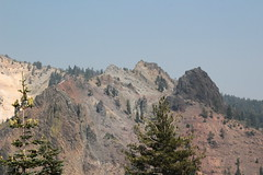 Pretty rugged terrain (rozoneill) Tags: lassen volcanic national park peak sulphur works california