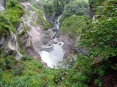 Reichenbachfälle (evil king) Tags: autumn ausflug rainy reichenbachfälle nature natur naturerocks naturelovers water wasser walk wasserfall waterfall