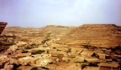 1995 20 septembre Gozo Victoria vue depuis citadelle (areims) Tags: aziz malte gozo victoria rabat