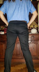 After office (Ray Vald s) Tags: ass bulge jeansbulge jeans bulto