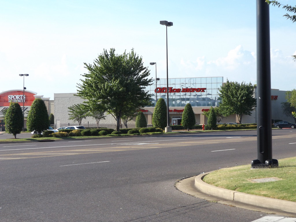 Office Depot #629 U0026amp; Sports Authority Southaven, MS (COOLCAT433) Tags: