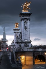 Pont Alexandre III, Paris (www.fromentinjulien.com) Tags: fromus75 fromus fromentinjulien fromentin flickr view exposure shot hdr dri manual blending digital raw photography photo art photoshop lightroom photomatix french francais light traitements effets effects world europe france paris parisien parisian capitale capital ville city town città cuida colocación monument history 2018 photographe photographer dslr eos canon 5d 5dmarkiv 5div fullframe full frame ff 70200mm 70200 canonef70200mmf28l canon70200mmf28 urban travel architecture cityscape pontalexandreiii bridge