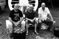 21 Ted Michael George Pontefract CISWO (I ♥ Minox) Tags: film 2018 tmax tmax400 kodaktmax400 kodak olympus olympusom2n olympusom2 om2 om2n om2582 mining miner retiredminer westyorkshire pit colliery kellingley pontefract pontefractciswo ciswo