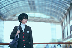STGCC 2018 (bdrc) Tags: persona protagonist yiyun onecloud cosplay girl people portrait stgcc event 2018 marina bay expo indoor singapore asia travel asdgraphy sony a7iii fullframe sel85f18 85mm f18 prime