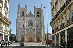 Nantes, 28.8.18 (ritsch48) Tags: frankreich france nantes kathedrale