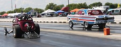 2X9C9988 (Bill Jacomet) Tags: funny car chaos 2018 denton tx texas northstar dragway north star drag way racing dragracing