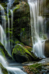 Another Visit (John C. House) Tags: baldriverfalls nik moss nikon waterfall motion water mountains tennessee longexposure everydaymiracles cherokeenationalforest johnchouse d810