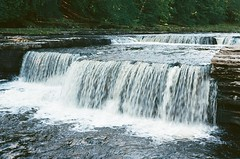 21060026 (christopher.harrall) Tags: waterfall river ais film cbh6767