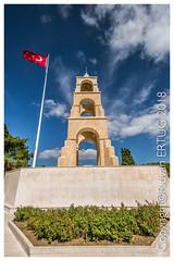 Turkish 57th Regiment Memorial Park - Martyrs memorial for Turkish independence war in Gallipoli, Canakkale, Turkey (R ERTUG) Tags: martyrsmemorial gallipoli peninsula canakkale turkey nikon1635mmf40 nikond610fx rertug ertug worldwar1