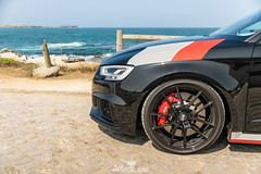 Audi RS3 Kevin (Westscene2k16) Tags: westscene westscene2k16 stance slammed static carporn wheelporn wheels fitment low lowlife lifestyle dub lower picoftheday hparts audi audirs germany