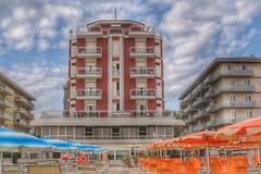 Fin de saison italienne (frenziM´s little world) Tags: cesenatico italy spiaggia plage hotel strand adria adriatic holidays vacances