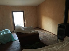 Renovation of our living room
