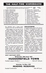 Tottenham Hotspur vs Crystal Palace - 1971 - Page 8 (The Sky Strikers) Tags: tottenham hotspur spurs hotspurs crystal palace football league division one white hart lane official programme 5p