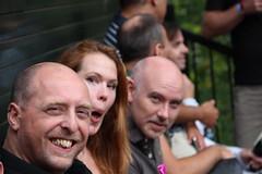 Joe, Milly and Chris at Regent's Park Open Air theatre (ec1jack) Tags: kierankelly canoneos600d ec1jack regentspark london england britain uk europe camden august 2018 park summer openairtheatre theatre