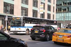 IMG_1045 (GojiMet86) Tags: mta nyc new york city bus buses 2016 x345 2767 x17j 42nd street 5th avenue