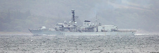 HMS St Albans, F83, IMO 8949721; Firth of Clyde, Scotland