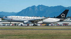 B-6091 - Star Alliance (Air China) - Airbus A330-243 (bcavpics) Tags: b6091 staralliance airchina airbus a330 a332 aviation aircraft airliner airplane plane cyvr yvr vancouver britishcolumbia canada bcpics