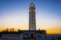 Lighthouse of Cape Trafalgar (pacogranada) Tags: faro lighthouse trafalgar farodetrafalgar trafalgarlighthouse cadiz andalucia andalusia españa spain nikon d610 nikond610 atardecer puestadesol sunset