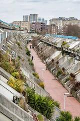 (ilConte) Tags: london londra uk greatbritain england inghilterra alexandraroadestate architettura architecture architektur brutalism brutalismo brutalist