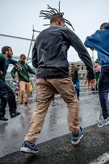 Dance Battle (@richlewis) Tags: fujifilmxt1 fujinonxf16mmf14rwr canterbury kent england boingfamilyfestival2018 universityofkent gulbenkiantheatre dconstruction dyptik dance hiphop performance art