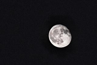The moon & stars