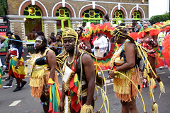 DSC_8094 Notting Hill Caribbean Carnival London Exotic Colourful Costume Girls Dancing Showgirl Performers Aug 27 2018 Stunning Ladies (photographer695) Tags: notting hill caribbean carnival london exotic colourful costume girls dancing showgirl performers aug 27 2018 stunning ladies