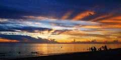 (An Arzhig) Tags: sunset crépuscule ocean indien mer réunion island panasonic lumix gx800