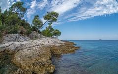Adriatic Sea (58) (Vlado Ferenčić) Tags: sea seascape vladoferencic sky cloudy vladimirferencic adriatic adriaticsea jadranskomore jadran hrvatska croatia istria istra nikond600 sigma1528fisheye rovinj