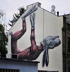 #fadingbutstillbeautiful this #skinnedrabbit / #art by #ROA. . #köln #cologne #streetartgermany #streetart #graffiti #urbanart #graffitiart #graffitigermany #visitcologne #urbanart_daily #graffitiart_daily #streetarteverywhere #streetart_daily #ilovestree (Ferdinand 'Ferre' Feys) Tags: instagram roa cologne keulen köln