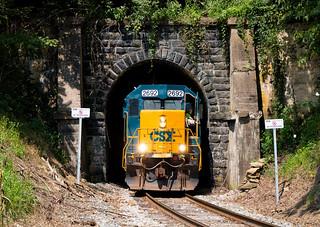Hog Back Tunnel