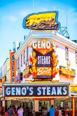 Geno's Steaks (Thomas Hawk) Tags: america cheesesteak genos genossteaks pennsylvania philadelphia philly phillycheesesteak usa unitedstates unitedstatesofamerica neon neonsign restaurant us fav10 fav25 fav50