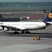 Lufthansa Airbus A340-311 D-AIGI
