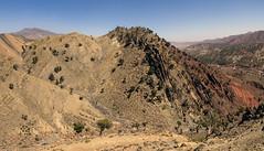 2018-4613p (storvandre) Tags: morocco marocco africa trip storvandre telouet city ruins historic history casbah ksar ounila kasbah tichka pass valley landscape