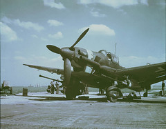 Ju 87 JEC 08925 (ww2color.com) Tags: junkers ju87 stuka luftwaffe